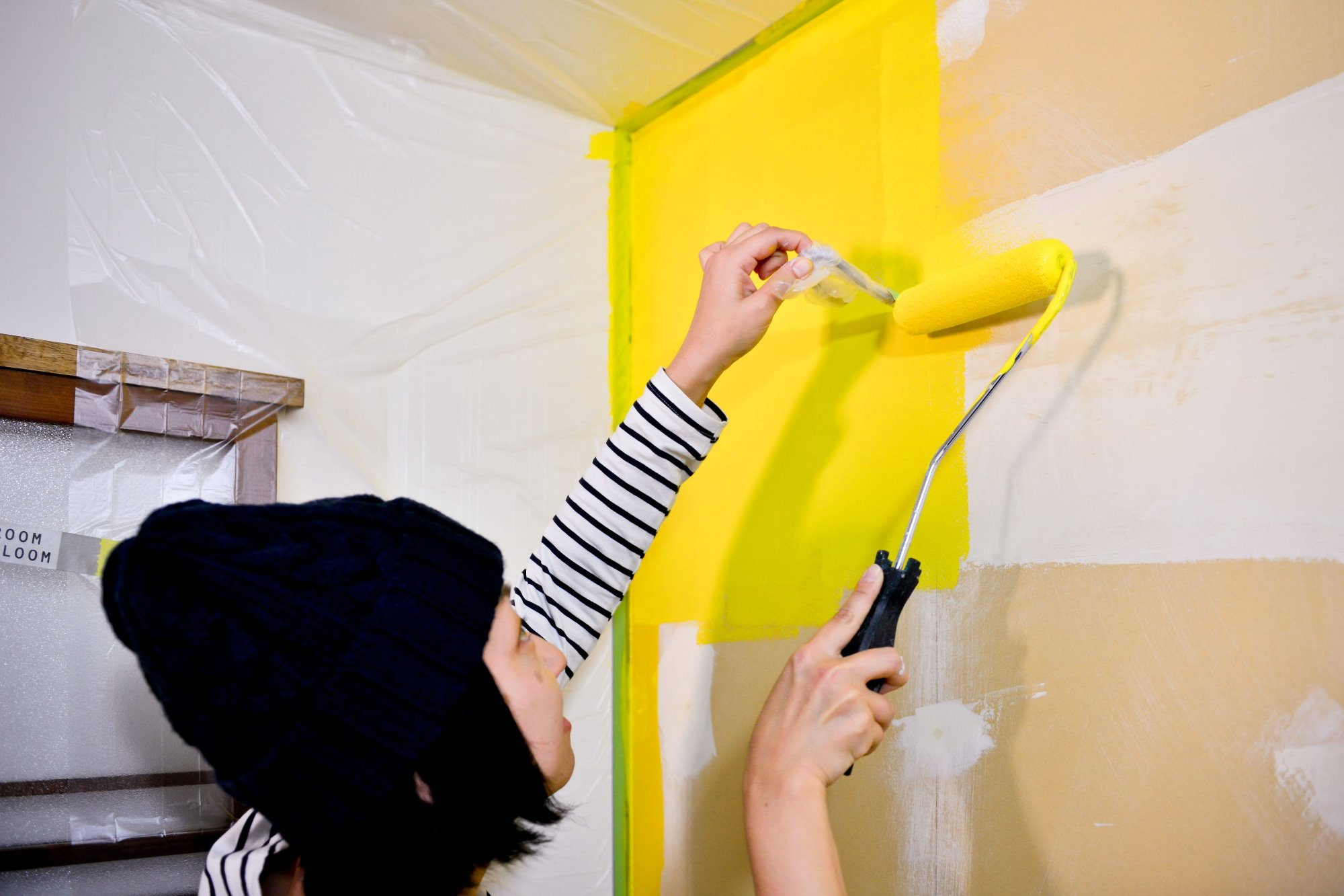 """【HDC大阪 くらし向上計画】暮らしのセミナー 「簡単!ペイントDIYの基本~""""Paint Party""""をみんなで楽しもう~」"""