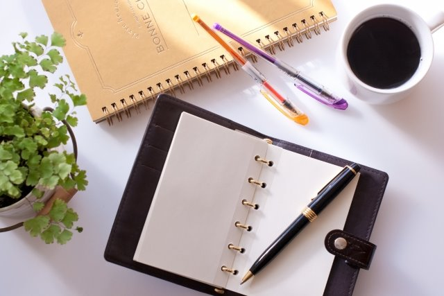 【くらし向上計画】手帳をマネージメントできる!夢を叶える手帳活用術セミナー