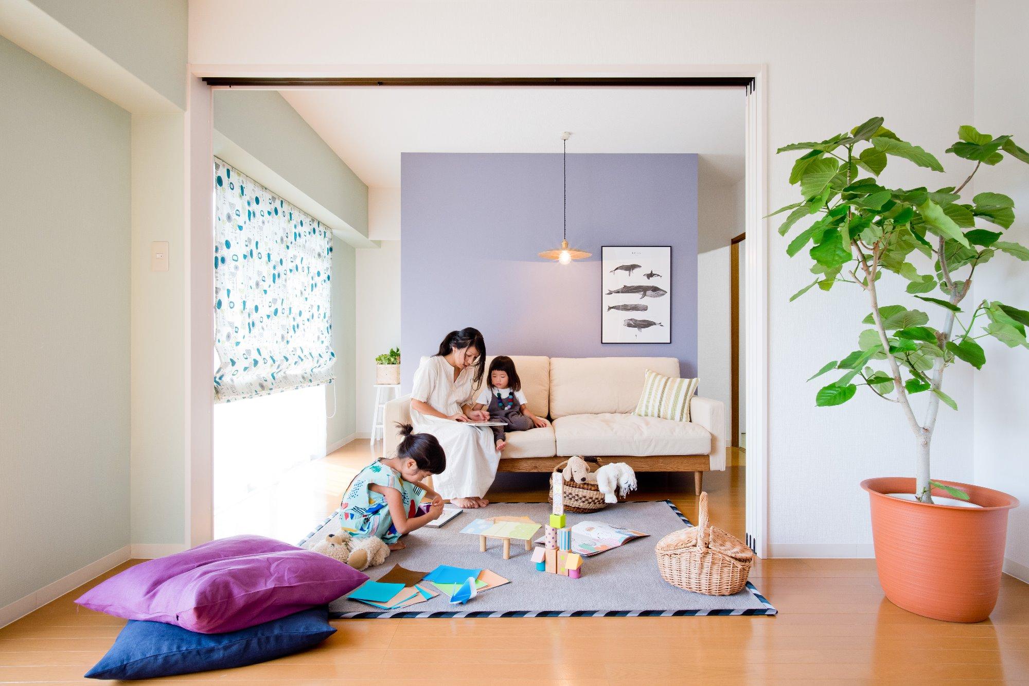 【HDC大阪 くらし向上計画】暮らしのセミナー「私がきれいに見えるウォールカラーの色えらび」(相談会付)