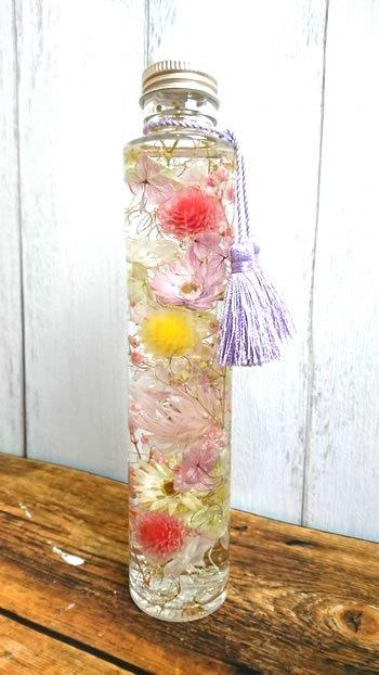 【HDC大阪 くらし向上計画】春の訪れ、ひな祭りのハーバリウム作り