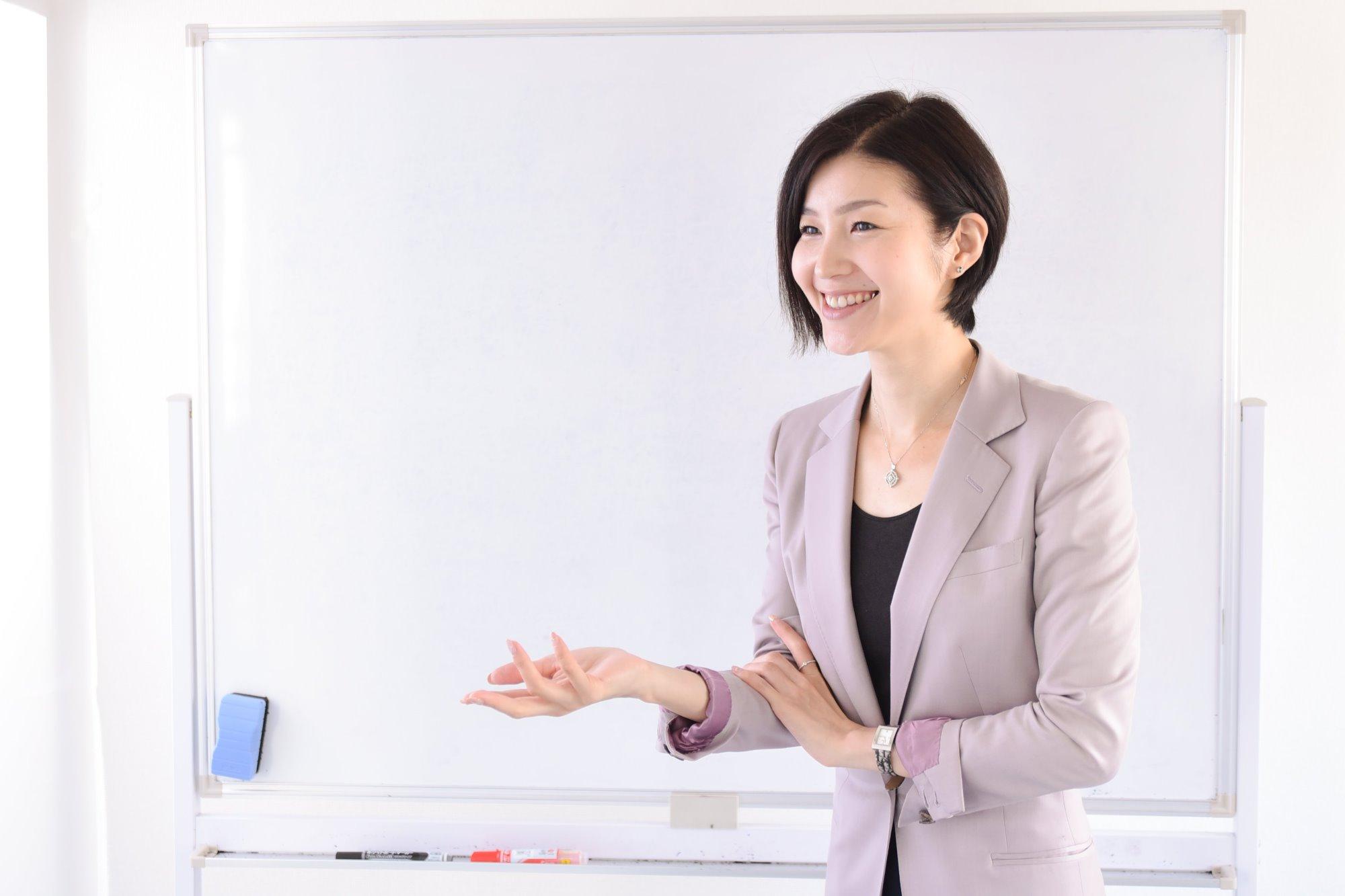 【HDC大阪 くらし向上計画】~元女子アナが教えるスピーチ&話し方スキルUPレッスン