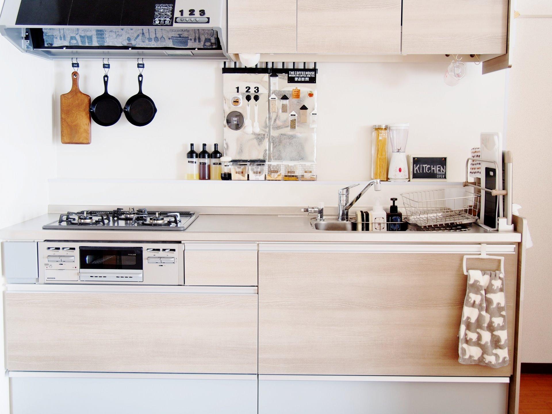 【HDC大阪 くらし向上計画】家事がみるみるはかどる!キッチン収納術