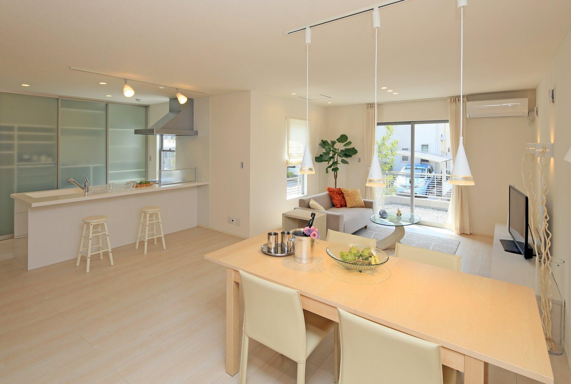 【HDC大阪 くらし向上計画】家事速度が1.5倍に!勝手に片づくキッチンの動線収納