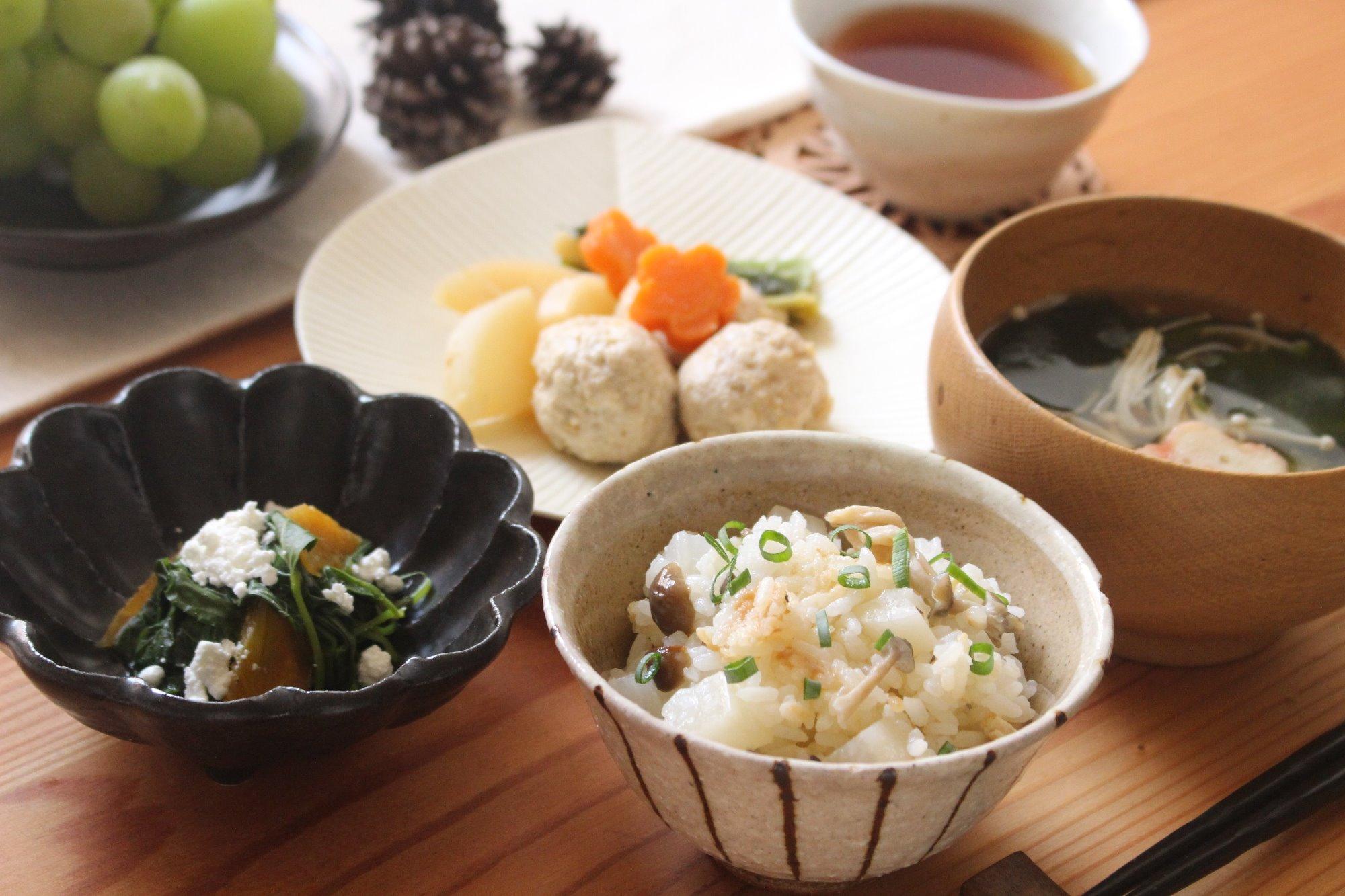 【HDC大阪 くらし向上計画】おうちごはんで健康と幸せを守る!秋の味覚の免疫UPごはん講座