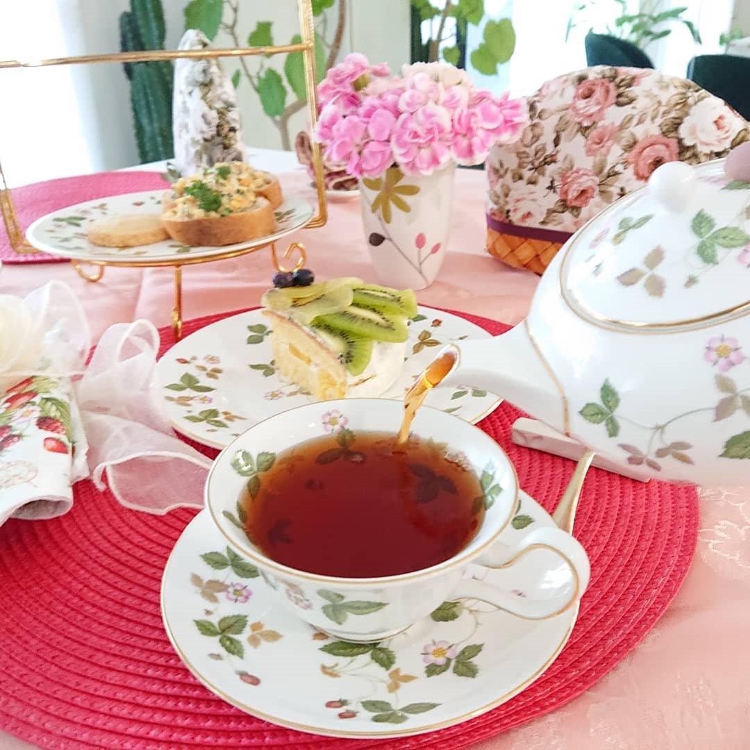 【HDC大阪 くらし向上計画】美味しい紅茶の淹れ方セミナー