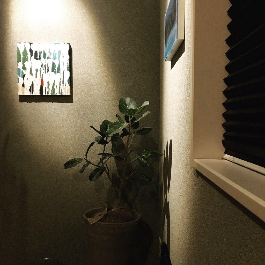 【HDC大阪 くらし向上計画】アートで暮らしに彩りと豊かさを 壁紙でプチリノベーション