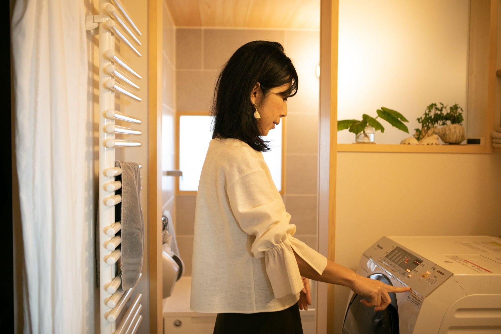 【HDC大阪 くらし向上計画】家事楽の秘訣♪洗濯からクローゼット収納の仕組み化